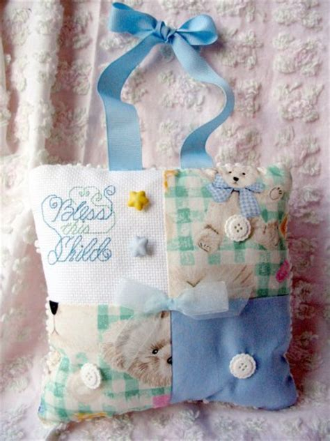 Unique Handmade Baby Gifts - handmade baby gift hanging pillow decor unique gift