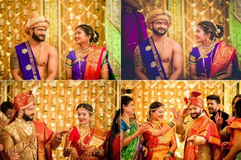 This Maharashtrian Wedding With Peshwai Thaat Will Leave