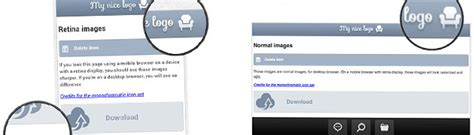 mobile web css on noupe the mobile web css image replacement for