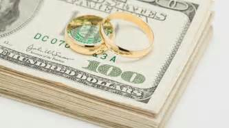 wedding money top 6 engagement wedding planning budget tips abc news