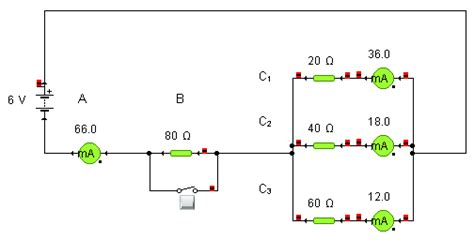 parallel circuits model series parallel combined activity