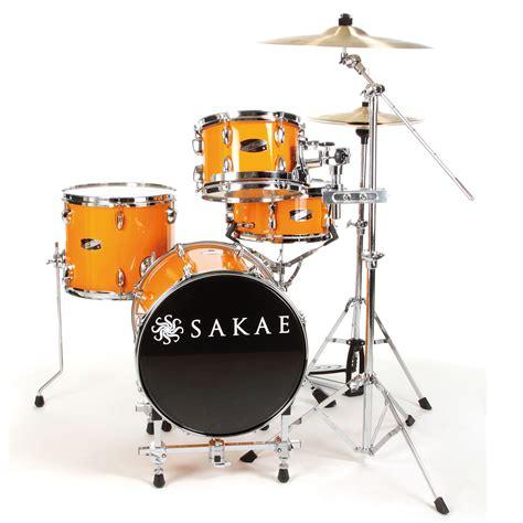 Harga Drum Sakae Pac D sakae pac d orange compact drumset 171 schlagzeug