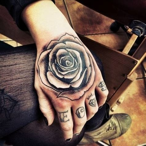 tattoo rose on hand rose tattoos for women women styler