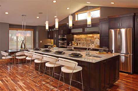 Kitchen Design Ideas Dark Cabinets colonial white granite dark cabinets backsplash ideas