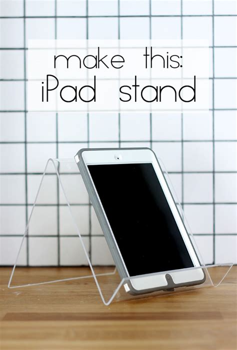 instagram tutorial for ipad easy ipad stand tutorial the shabby creek cottage
