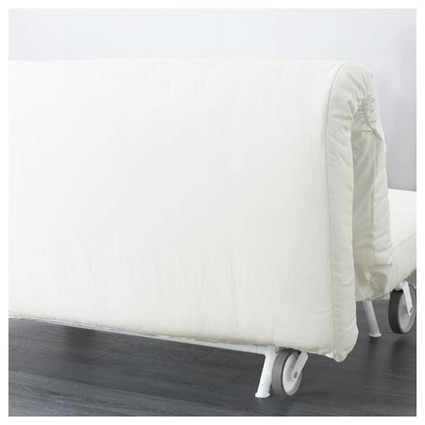 Ikea Ps L 214 V 197 S Two Seat Sofa Bed Gr 228 Sbo White Ikea Ikea Ps Sofa Bed