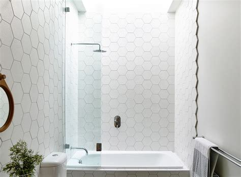 white hexagon tile bathroom 17 best ideas about hex tile on pinterest hexagon tile bathroom earthy bathroom and