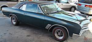 1967 Buick Gs 400 1967 Buick Gs 400
