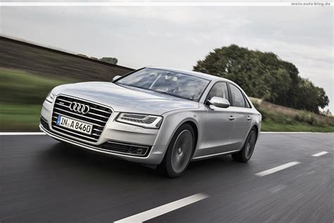 Audi A8 Neu by Vorstellung Der Neue Audi A8 Facelift