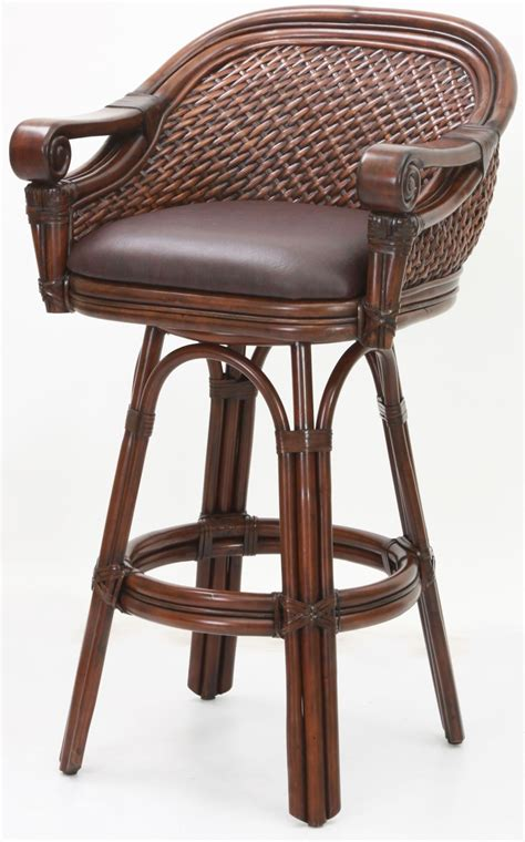Decorative Stool by Decorative Arm 26 Quot Rattan Frame Stool B3 304 26 American Woodcrafters