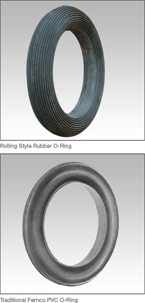 fernco sewer pipe o rings fernco us