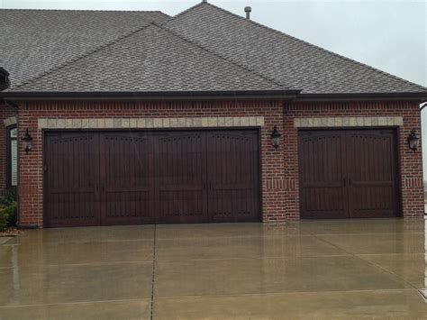 Overhead Door Wichita Ks Custom Garage Doors Wichita Albert S Custom Door Wichita Ks