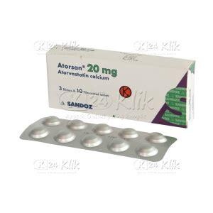 Valesco 80 Mg Per Isi 10 Tablet jual beli atorsan 20mg tab k24klik