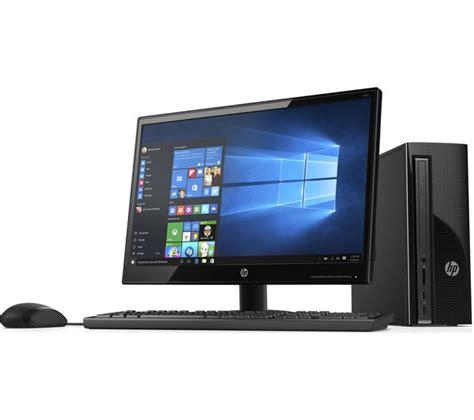 Led Monitor Komputer hp 260 a104na desktop pc 22kd hd 21 5 quot led monitor