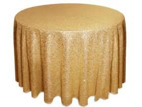 gold sequin wedding table cloth 274cm wedding