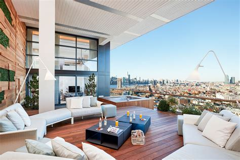 brooklyns  luxurious hotel penthouse