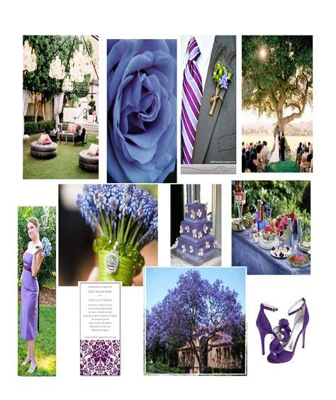 blue and purple wedding ideas weddings inspiring ideas bluish purple garden wedding
