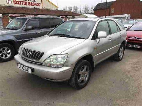 lexus station wagon lexus rx300 3 0 se 17inch alloy wheels station wagon 5d