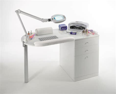 Maletti Star Nail Premium Manicure Table
