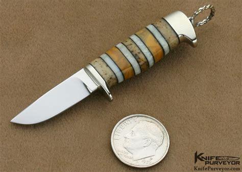 miniature knife d holder miniature quot my knife quot fixed blade knifepurveyor
