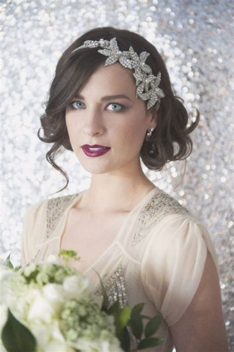 1920 bridal hair styles best 25 1920s wedding hair ideas on pinterest roaring