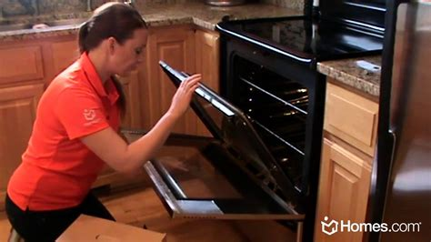 homes diy experts how to clean the inside of oven