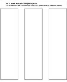 Free Blank Template Blank Bookmark Template 135 Free Psd Ai Eps Word
