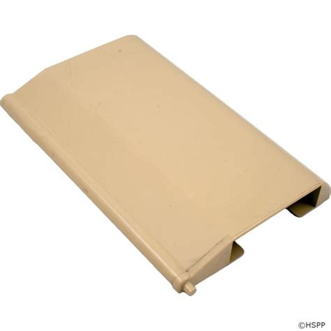 Weir Door waterway skimmer weir door beige 550 9959 bei