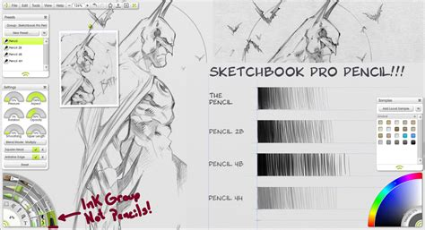 sketchbook pro custom brushes sketchbook pro pencil in artrage by rad66203 on deviantart
