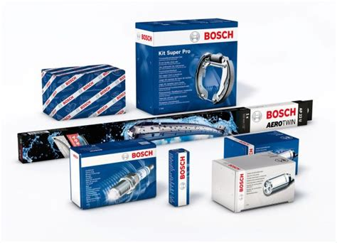 bosch candele auto bosch automotive aftermarket rolls out new packaging for
