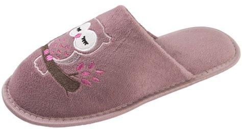 womens novelty slippers womens novelty slippers reindeer owl animal character