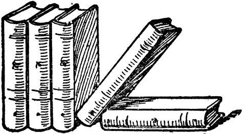 five books five books clipart etc
