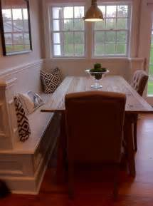 Dining Table Booth Style Chairs 25 Best Ideas About Corner Kitchen Tables On