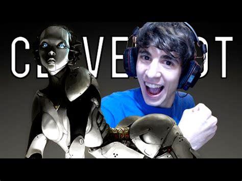 Evie Robot by Conversazioni Con Un Robot Cleverbot