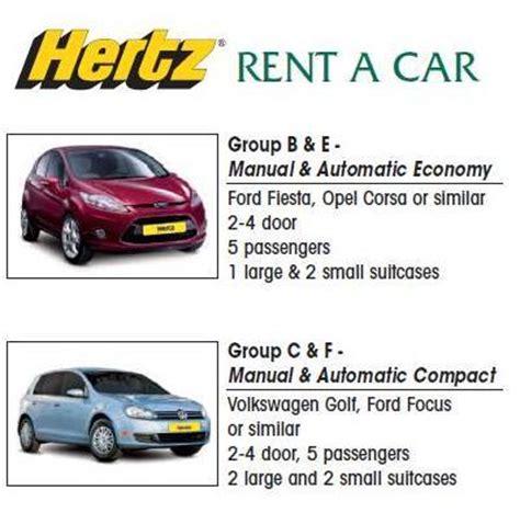 List Of Car Insurance Companies Ireland by Hertz Economy Car List Best Cars Modified Dur A Flex
