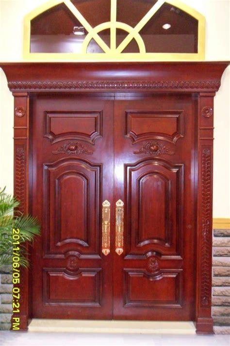 main entrance wooden double door collections wooden