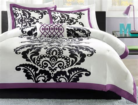 purple black white and silver bedroom total fab purple black and white bedding sets drama uplifted