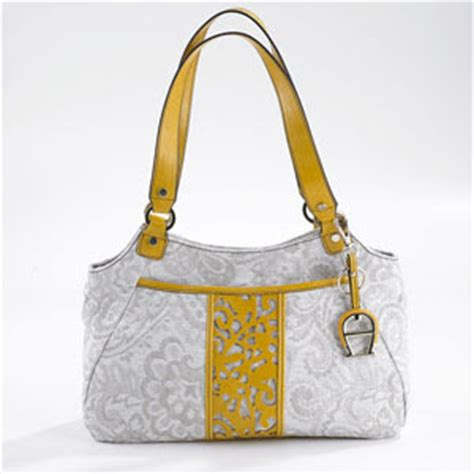 Pre Aigner 2010 strawberry tags international pre order etienne aigner floral fabric handbags promotion