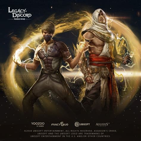Assassins Discord assassin s creed in efsanevi karakteri bayek legacy of