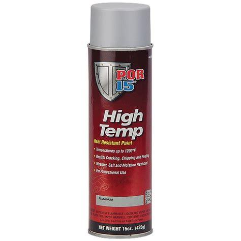 spray paint high temperature por 15 174 high temp paint aluminum 15 oz spray tp tools