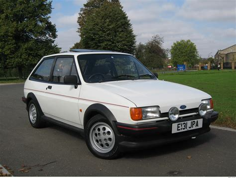 small ford cars ford fiesta mk2 xr2 classic cars pinterest ford and cars
