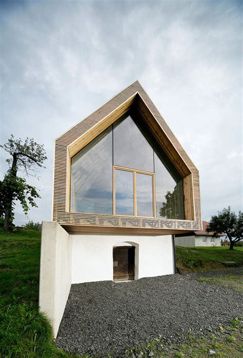 modernes satteldach viva haus hausbauen in der steiermark architektenhaus