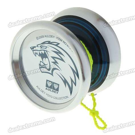 Yoyo Audley genuine auldey yo yo tornado silver blue free shipping dealextreme