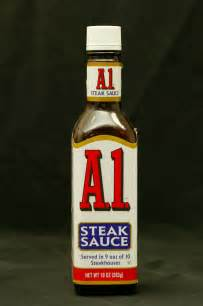 homemade a 1 steak sauce twodogsinthekitchen