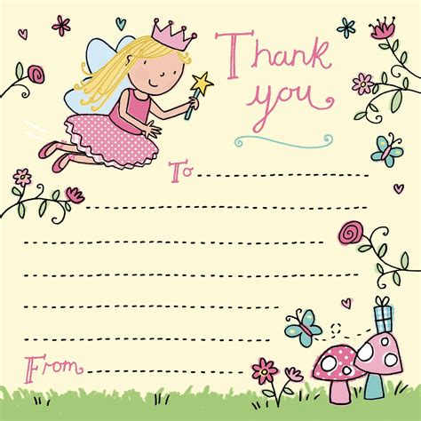 thank you for note thank you notes for thank you cards for children
