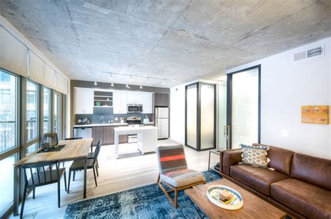upscale boston 2 bedroom apartment yoga studio this new luxury apartment in noma is an industrial chic