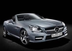 2012 Mercedes Slk 2012 Mercedes Slk 350 Modernracer Cars Commentary