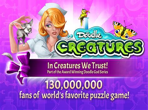 doodle creatures doodle creatures joybits