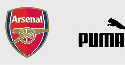 arsenal puma deal arsenal announce puma kit deal footy headlines