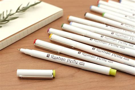 best colored pens for notes 27 best images about wedding favors on gel ink